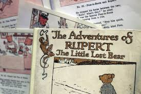 canterbury museums u0026 galleries u2013 rupert bear