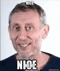 Nice Meme - nice meme dab make a meme