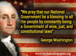 washington s thanksgiving proclamation