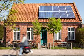 house with solar how solar panels affect getting a mortgage zing by quicken
