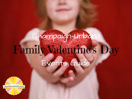 champaign urbana family valentine u0027s day events guide