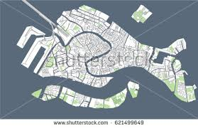 venice map venice map stock images royalty free images vectors