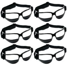 Unique Glasses by Amazon Com Unique Sports 6 Pack Dribble Specs Basketball