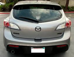 mazda car emblem first mods emblems and rear valance 2004 to 2016 mazda 3 forum