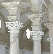 Pillar Designs For Home Interiors by Marble Columns Design