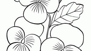 printable pictures of flowers to color coloring page we are all