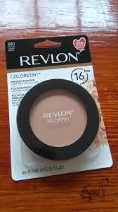 Bedak Revlon Colorstay review revlon colorstay pressed powder 840 medium swan s