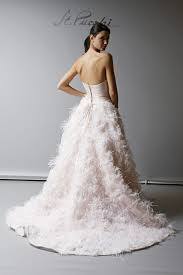 feather wedding dress feather wedding dress vera wang feather matter