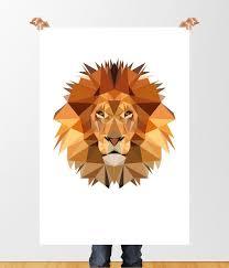 best 25 lion print ideas on pinterest lion illustration animal