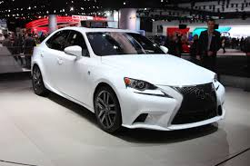 lexus sport 2014 reveal of all new 2014 lexus is at naias in detroit ebay motors blog