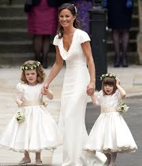 Pippa Wedding Which Middleton Had The Most Stylish Wedding Daily Mail Online