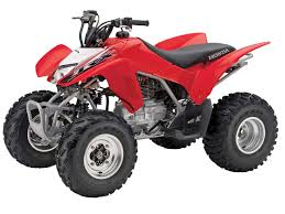 2013 honda atvs and big red muv line up atv illustrated