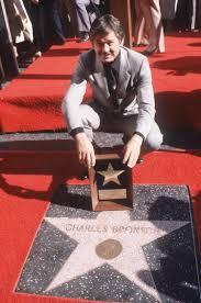 Hollywood Walk Of Fame Map Charles Bronson Star Of U0027death Wish U0027 Movies Dies At 81 In 2003