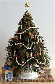 extensive details about how to make tree