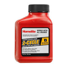 homelite 2 6 oz 2 cycle synthetic blend oil ac99g01 the home depot