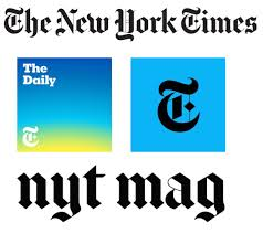 the new york times has the new york times named website of the year hottest thought