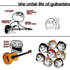 She Will Never Have A Boyfriend Meme Creator - 69 best guitar memes images on pinterest bass guitars custom