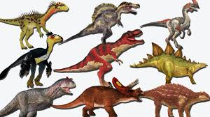 jurassic dinosaurs t rex carrying abc alphabets 123 numbers and