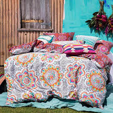 double bed pasco quilt cover u0026 pillowcase set by kas shopinside