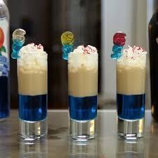 Irish Flag Shot Layered Shots Tipsy Bartender