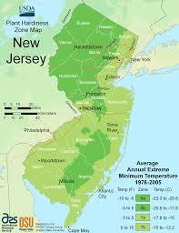 Growing Zone Map New Jersey Plant Hardiness Zone Map U2022 Mapsof Net