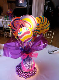 best 25 candy centerpieces ideas on pinterest candy theme