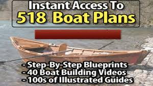 Boat Building Plans Free Download by How To Build A Boat Martin Reid Master Boat Builder With 31