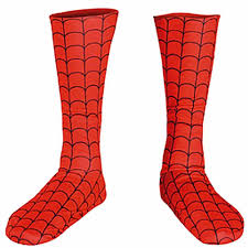 halloween boot covers spiderman halloween costumes for boys and girls