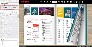 Pdf Magazine Template professional and free business magazine template flipbuilder