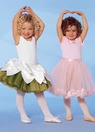 butterick halloween costumes sewing pattern for girls u0027 dance costumes girls tutu pattern