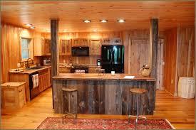 Rustic Cabinets Enchanting Reclaimed Wood Cabinets Images Design Inspiration Tikspor