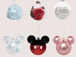 take a look at these adorable disney inspired ornaments