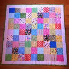 how to make a patchwork quilt the pink button tree
