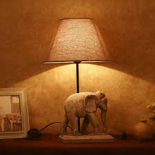 Handmade Table Lamp Lovely Elephant Table Lamp Modern Wall Sconces And Bed Ideas