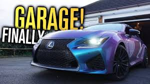 the lexus yorkshire challenge finally got a garage youtube