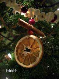 dried orange slice ornaments happenings of the