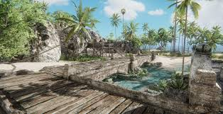 Pirates Of The Caribbean Map by Cryengine Cryengine Art Thread
