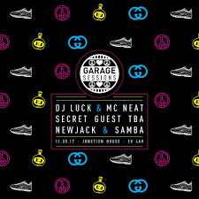 garage sessions garage sesh twitter dj luck mc neat and garage sessions
