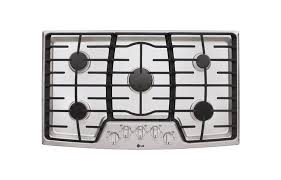 Jenn Air 36 Gas Cooktop Lg Lcg3611st Save Up To 400 00 This Black Friday Lg Usa
