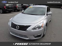 Nissan Altima Horsepower - 2015 used nissan altima 4dr sedan i4 2 5 at landers serving little