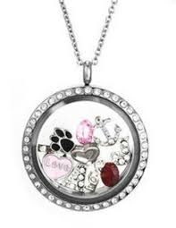 create your own necklace floating charm lockets an upgraded look 31daysofgifts