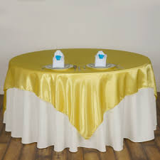 wedding table linens for sale 6 pack 72 square satin table overlays wedding table linens