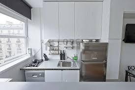 cuisine appartement parisien location appartement 1 chambre avec ascenseur et concierge 9