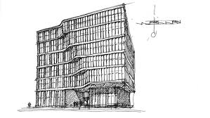 gallery of office building on leninsky sergey tchoban sergey