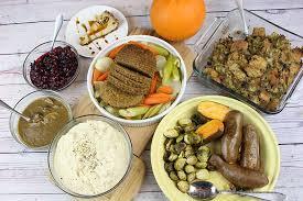 vegan thanksgiving dinner for one gretchen s vegan bakery