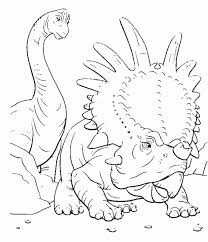 14 spinosaurus coloring pages getcoloringpages triceratops