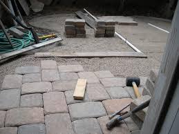 kitchen backyard paver designs regarding gratifying brick paver