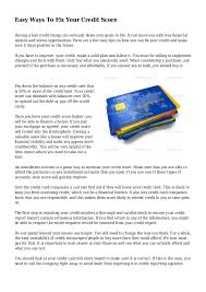 You Absolutely Should Not Be Like Bill The Smarmy Stick - easy ways to fix your credit score 1 638 jpg cb 1432244497