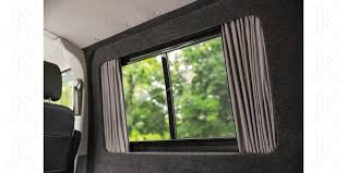 Just Kampers Awning Just Kampers Curtains Sliding Door U0026 Opposite Sliding Door T5