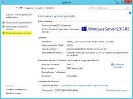 activer bureau à distance windows server 2016 les basiques avant l installation d un rôle